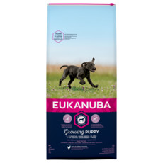 Eukanuba Growing Puppy Large Breed Chicken Dog Food 12kg