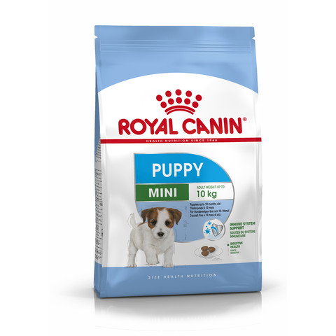 Royal Canin Mini Puppy Food 800g To 2 X 8kg