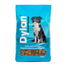 Dylan Complete Working Dog Food 15kg