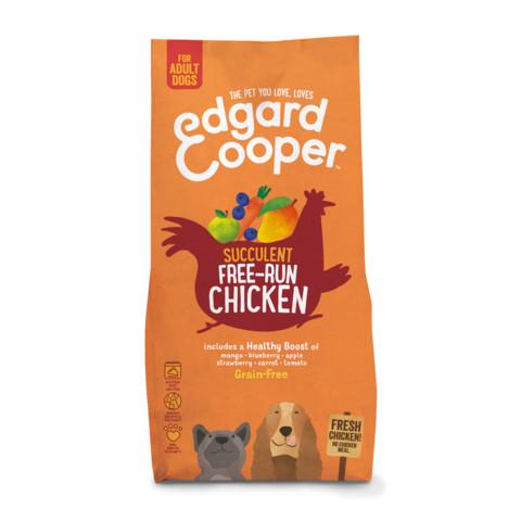 Edgard & Cooper Adult Grain Free Dry Dog Food With Fresh Free-run Chicken 7kg