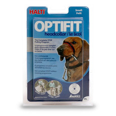 The Company Of Animals Halti Optifit Headcollar For Dogs Small