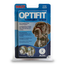 The Company Of Animals Halti Optifit Headcollar For Dogs Large