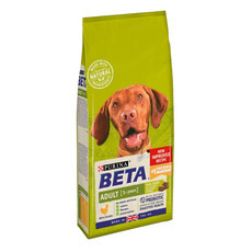 Beta Adult Dog Food With Chicken 2kg