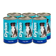 Dylan Working Dogs Grain Free Tripe Mix Dog Food 6 X 1200g