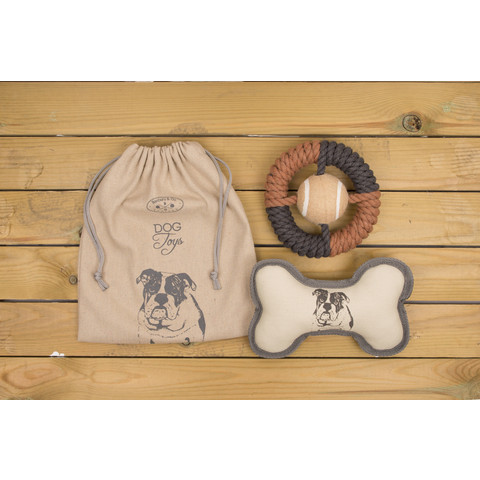 Banbury & Co Luxury Dog Toys Gift Set