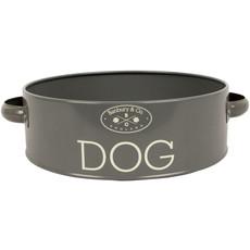 Banbury & Co Dog Feeding Tin Bowl