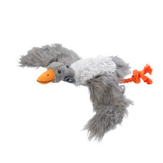 House Of Paws Winter Woodland Goose Christmas Dog Toy