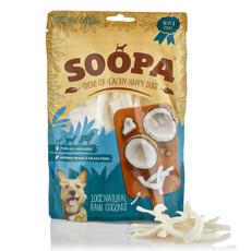 Soopa 100% Natural Coconut Dog Chews 100g