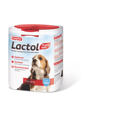 Beaphar Lactol Powder Milk Replacer For Puppies 500g