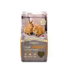Burgess Excel Adult Rabbit Nuggets With Dandelion 1.5kg