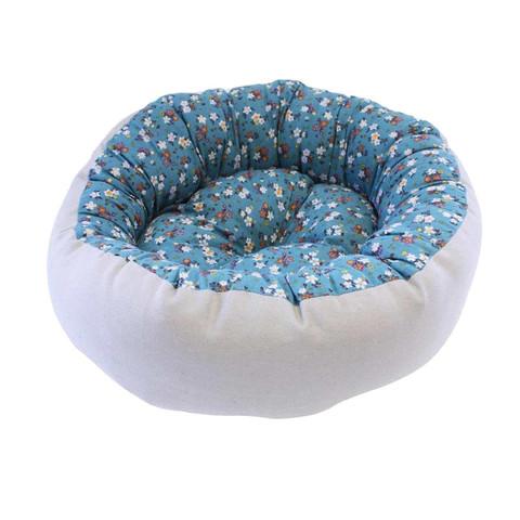 Happy Pet Tabby Chic Donut Cat Bed