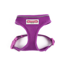 Ancol Comfort Fit Mesh Dog Harness In Purple X Small