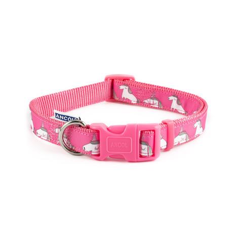 Ancol Indulgence Fashion Unicorn Adjustable Dog Collar Medium
