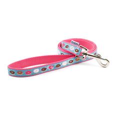 (d) Ancol Indulgence Fashion Pink Donut Dog Lead 1m X 19mm