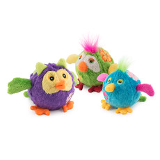 Ancol Bouncing Flower Bird Dog Toy Small