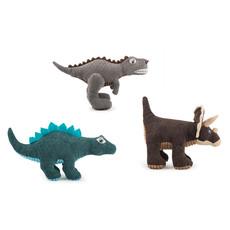 Ancol Comfort Jurassic Bark Dinosaur Dog Toy