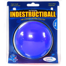 Happy Pet Indestructiball Dog Toy 4 Inches