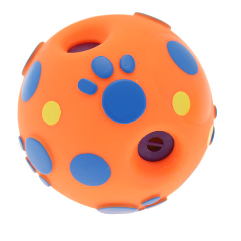 Happy Pet Laughing Mini Ball Dog Toy