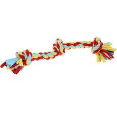 Happy Pet Twist-tee 3 Knot Tugger Dog Toy 36cm