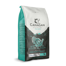 Canagan Dental With Plaqueoff Free Run Turkey Grain Free All Breeds Dog Food 6kg