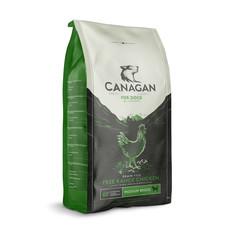 Canagan Free Run Chicken Grain Free All Breeds & Life Stage Dog Food 2kg