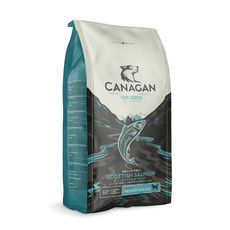 Canagan Scottish Salmon Grain Free All Breeds & Life Stage Dog Food 6kg
