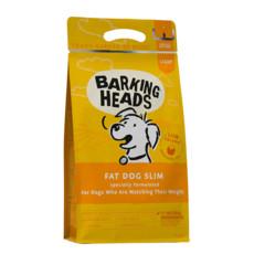 Barking Heads Fat Dog Slim Adult Light Dry Dog Food 2kg