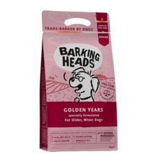 Barking Heads Golden Years Senior Dry Dog Food 12kg
