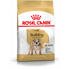 Royal Canin  Bulldog Adult Dog Food 3kg To 12kg
