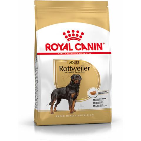 Royal Canin Rottweiler Adult Dog Food 3kg To 12kg