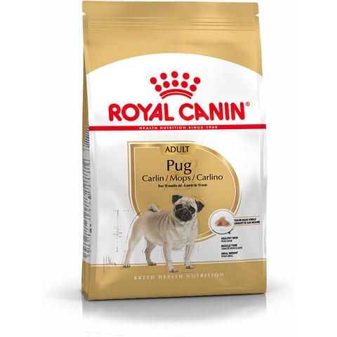 Royal Canin Pug Adult Dog Food 1.5kg To 7.5kg