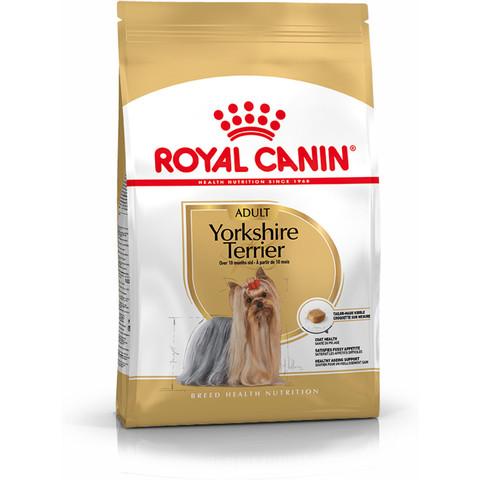 Royal Canin Yorkshire Terrier Adult Dog Food 1.5kg To 7.5kg
