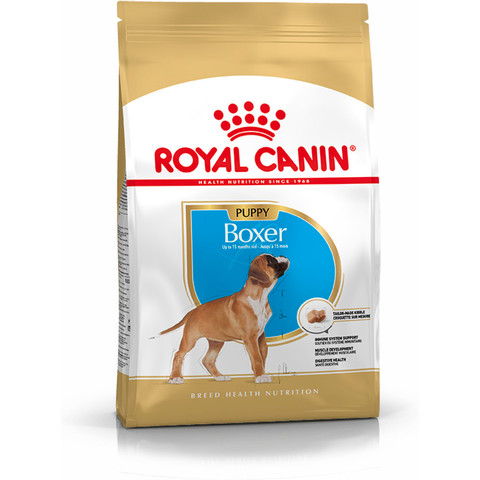 Royal Canin Boxer Puppy Dog Food 3kg To 12kg