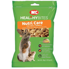 Mark & Chappell Nutri-care Treats For Small Animals 30g