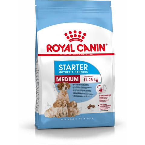 Royal Canin Medium Starter Mother And Babydog Food 4kg To 12kg
