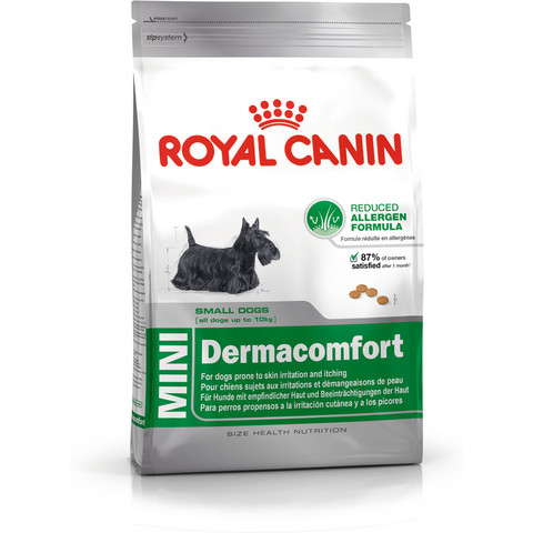 Royal Canin Mini Dermacomfort Dog Food 2kg To 4kg
