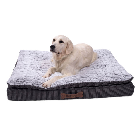 Petface Ultimate Luxury Memory Foam Bed Large