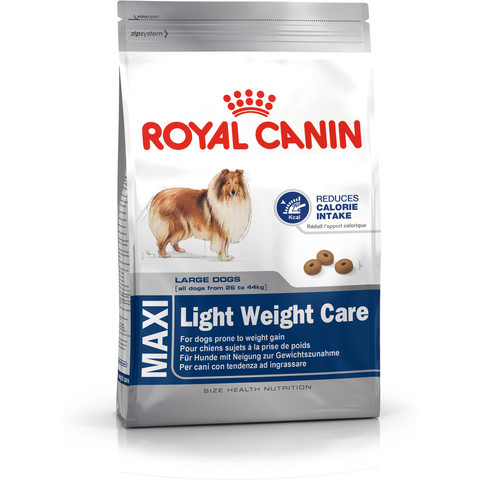 Royal Canin Maxi Light Weight Care Dog Food 3kg