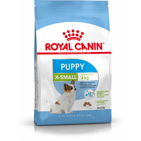 Royal Canin X-small Puppy Dog Food 1.5kg