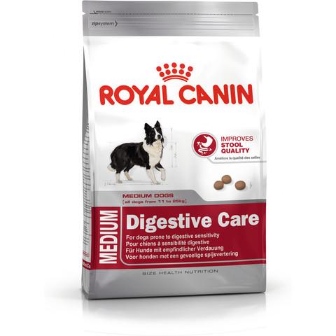 Royal Canin Medium Digestive Care Dog Food 3kg