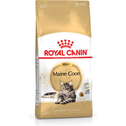 Royal Canin Maine Coon Adult Cat Food 400g To 10kg