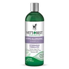 Vets Best Hypo Allergen Dog Shampoo 470ml