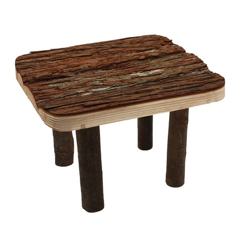Happy Pet Nature First Wooden Platform For Small Animals
