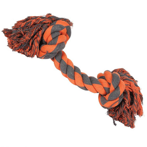 Happy Pet Nuts For Knots Extreme Tug 2 Knot Dog Toy