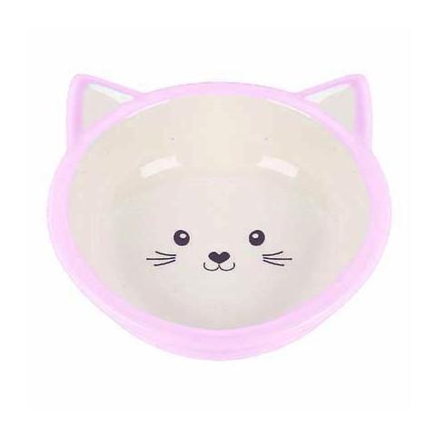 Happy Pet Kitten Bowl Pink