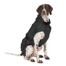 Ancol Extreme Monsoon Dog Coat Black Small/med
