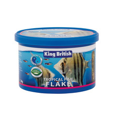 (d) King British Tropical Flake 28g