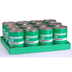 Breederpack Premium Meaty Cat Cans 12 X 400g