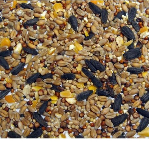 Wild Bird Seed Mix With Aniseed 12.75kg