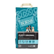 Burns Original With Lamb Puppy Food 2kg To 12kg